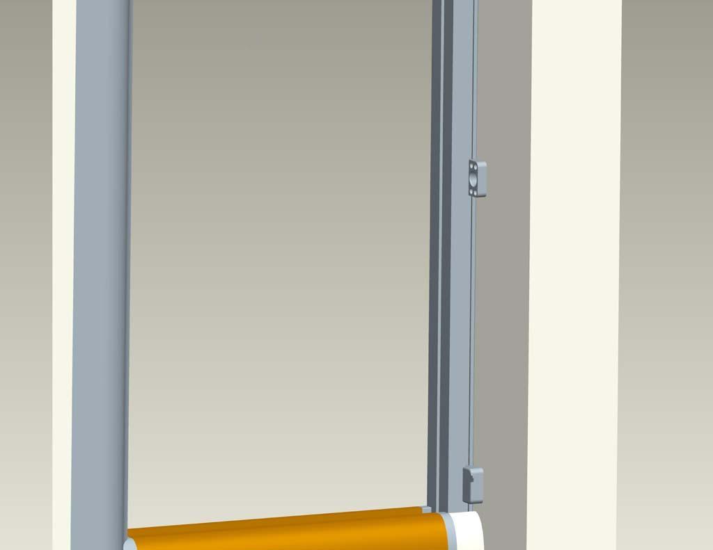 Retractable Screen DoorRetracting Door Insect