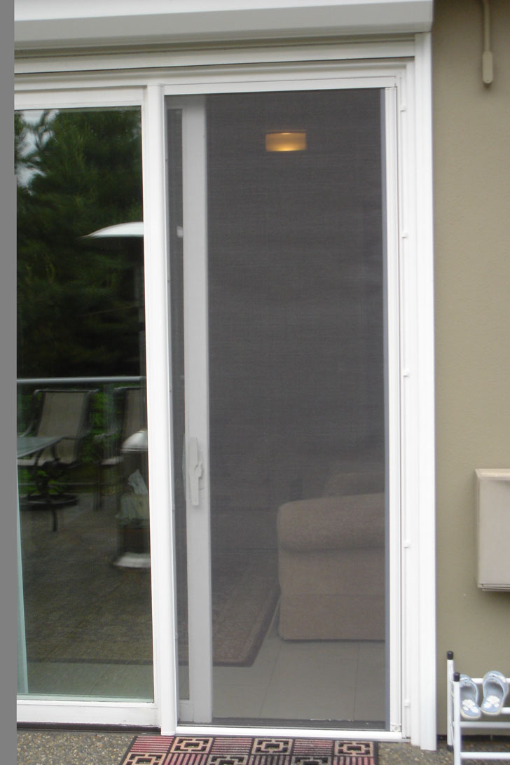 Sliding Screen Door Sliding Screen Door With Pet Door
