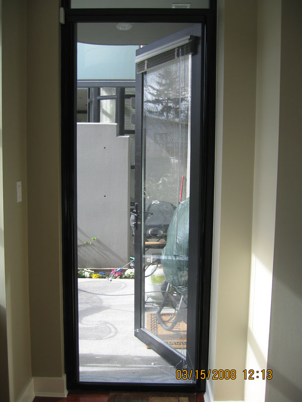 outswing door retractable screen door double door outswing